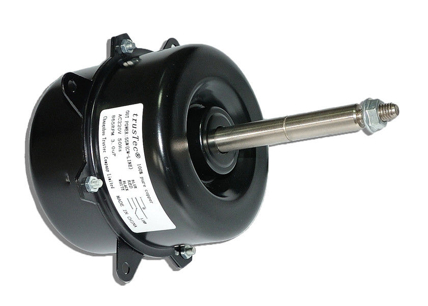 880RPM Outdoor Fan Motor Replacement With 3uF Capacitor Operating