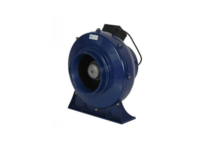 250mm AC inline duct fan, 10 inch 600 cfm inline exhaust fan, air duct blower fan