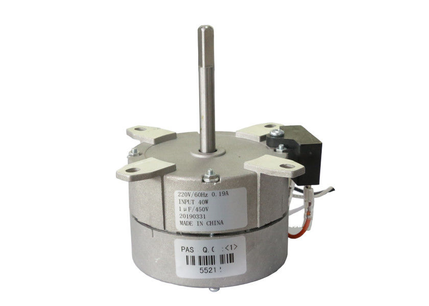 Single Phase 3.3 Inch Motor Food Dehydrator Fan Motor 220v 60hz For Vegetable