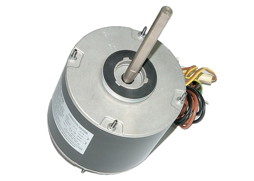 Asynchronous 825 RPM Condenser Fan Motor For Air Conditioner Window Type