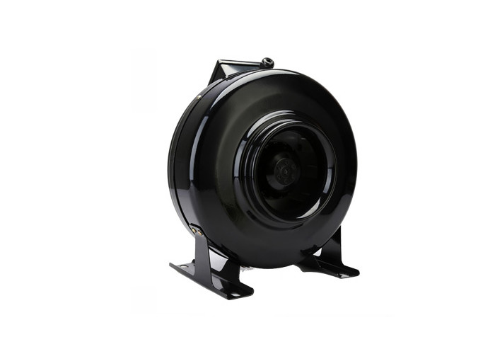 Outer Rotor Iron Shell Centrifugal Inline Duct Fan 220v 50hz 1000 Air Volume