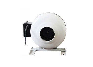 चीन 150mm inline centrifugal duct fan, 6 inch inline air duct extractor fan 400 cfm फैक्टरी